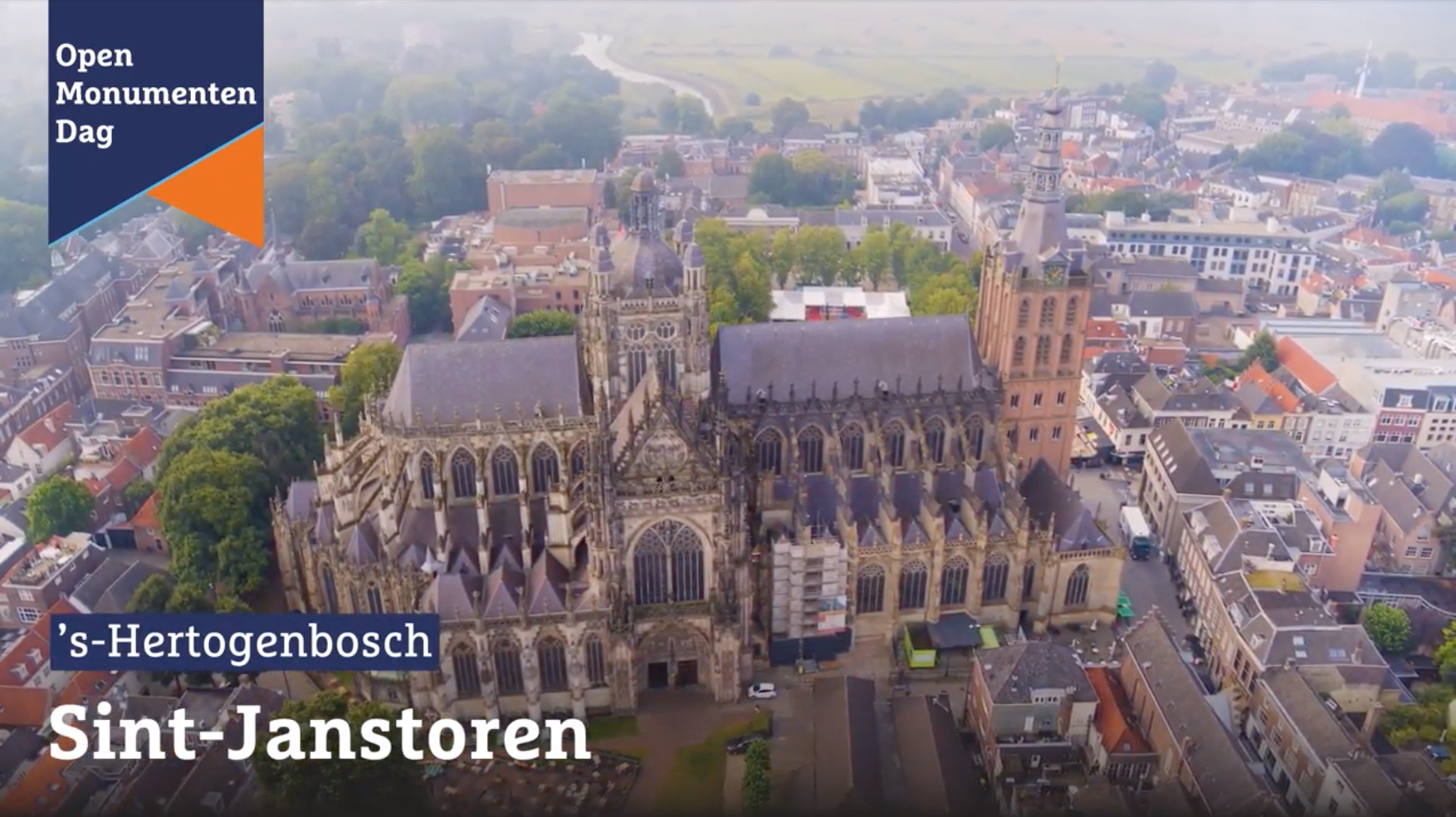 Sint-Janstoren in 's-Hertogenbosch (credit, Heritage Departement 's-Hertogenbosch, video screenshot via YouTube)
