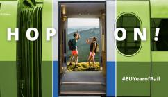 European Year of Rail (credit, The European Commission)
