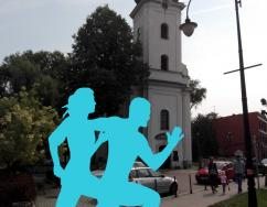 Kochłowice - running and sightseeing